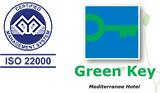 ISO Green Key Logo